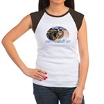 Don't Postpone Joy Women's Cap Sleeve T-Shirt