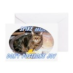 Don't Postpone Joy Greeting Cards (Pk of 10)