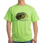 Don't Postpone Joy Green T-Shirt