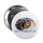 "Don't Postpone Joy 2.25"" Button (100 pack)"