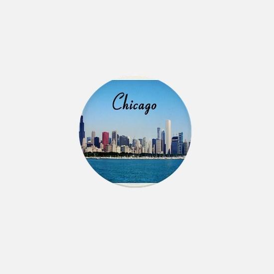 Chicago Mini Button (10 pack)