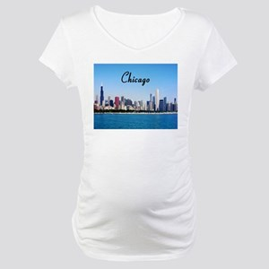 Chicago Maternity T-Shirt