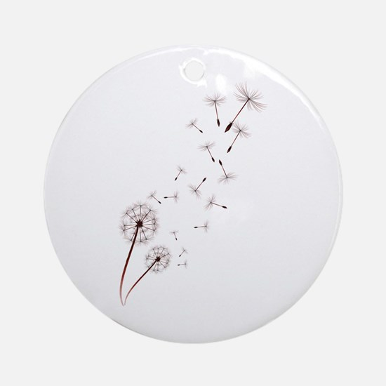 Dandelions Ornament (Round)