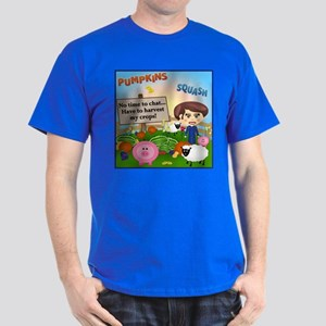 No Time To Chat Dark T-Shirt
