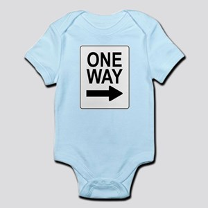 One Way 2 Sign Infant Bodysuit