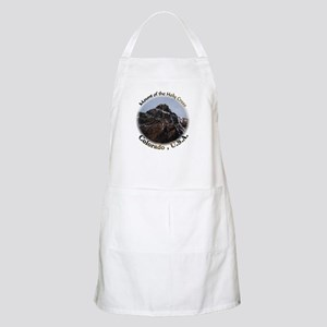 Mount of the Holy Cross Color BBQ Apron