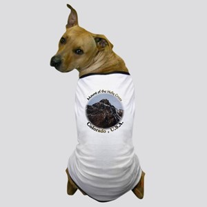 Mount of the Holy Cross Color Dog T-Shirt