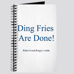 Ding Fries -AA- Journal