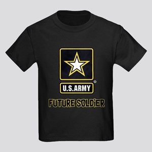 U.S. Army Future Soldier Kids Dark T-Shirt