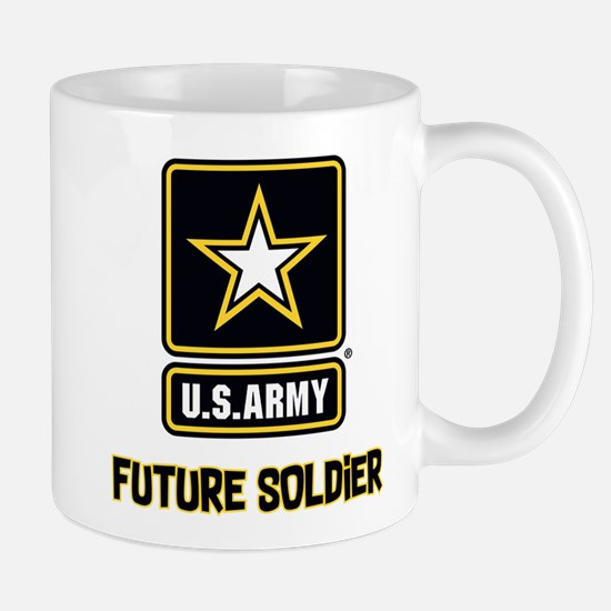 U.S. Army Future Soldier Mug