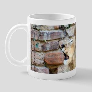 Lion Roar Mug