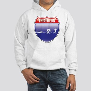 Interstate Boulder Triathlon Hooded Sweatshirt