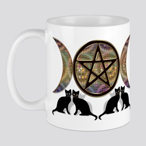 Crystal Ball Pentagram Mug
