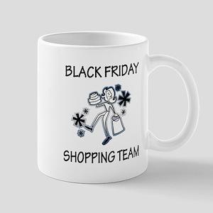 BLACK FRIDAY SHOPPING TEAM Mug