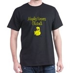 Maple Grove Chick Dark T-Shirt