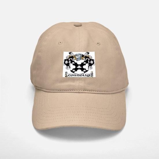 Connolly Coat of Arms Baseball Baseball Cap