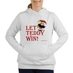 Let Teddy Win Women's Hoodie (3 Colors) Sweats