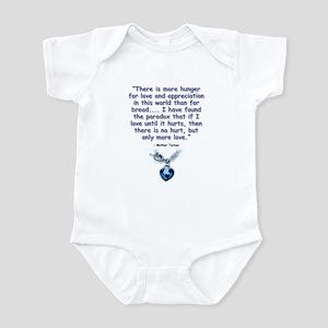Mother Teresa Love Infant Bodysuit