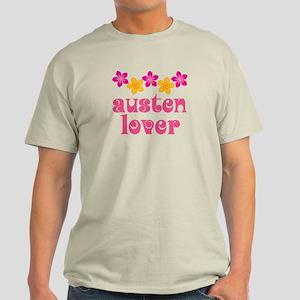 Pretty Jane Austen Light T-Shirt