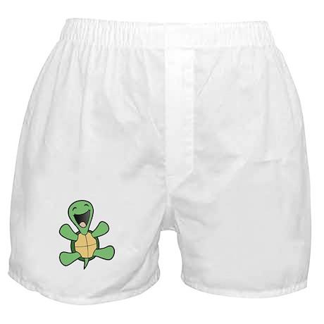 Happy Turtle Boxer Shorts