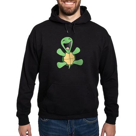 Happy Turtle Hoodie (dark)