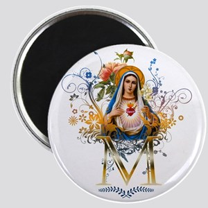 Immaculate Heart of Mary Magnet