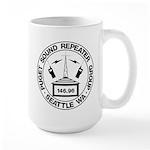 Large Logo Mug