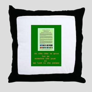 Rememberance Throw Pillow