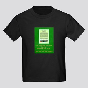 Rememberance Kids Dark T-Shirt