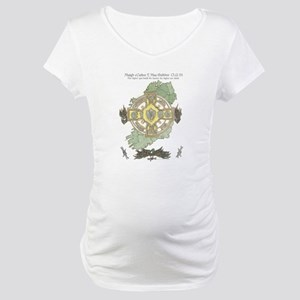 Maghaberry POWs Maternity T-Shirt