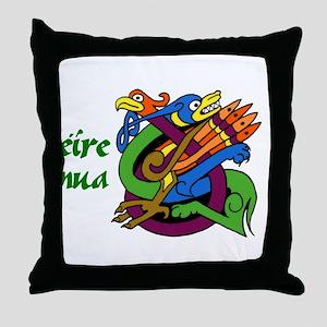 Éire Nua Throw Pillow