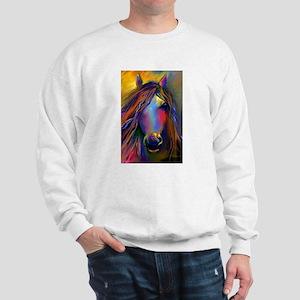 Mustang horse  Sweatshirt