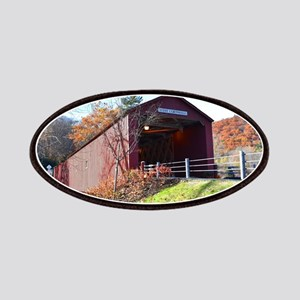 Cornwall Covered Bridge Patch