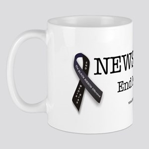 Stop the Presses! End Media Bias. Mug