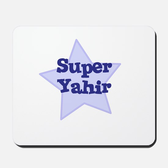 Super Yahir Mousepad