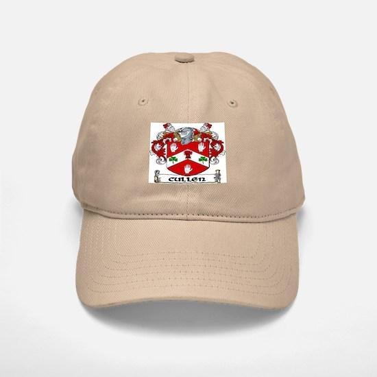 Cullen Coat of Arms Baseball Baseball Cap