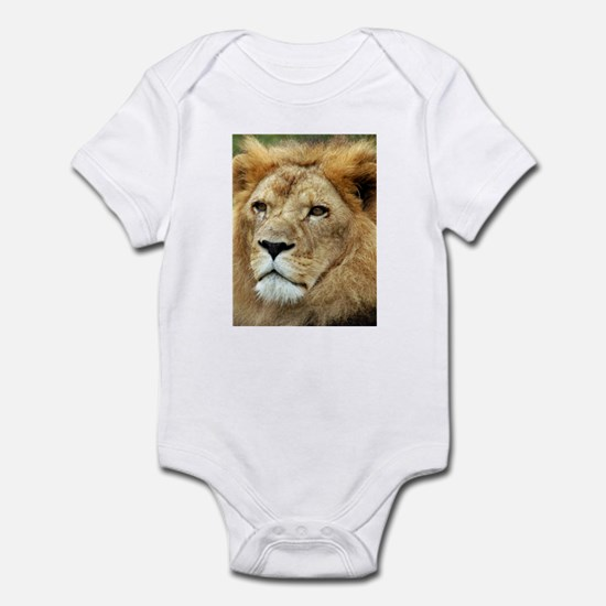 African Lion 2 Infant Creeper