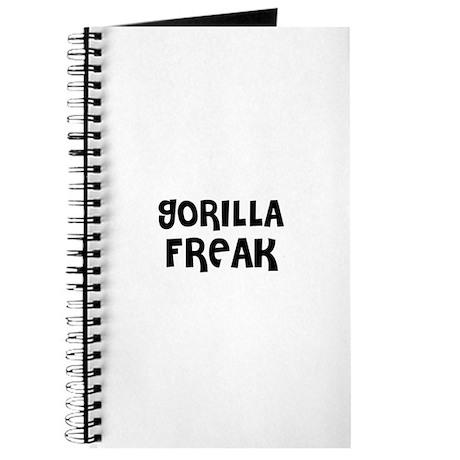 GORILLA FREAK Journal
