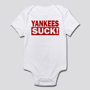 YANKEES SUCK! Infant Bodysuit