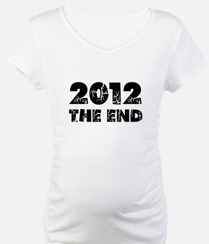 2012 The End Shirt