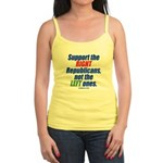 Support the Right Jr. Spaghetti Tank