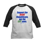 Support the Right Kids Baseball Jersey