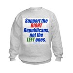 Support the Right Kids Sweatshirt