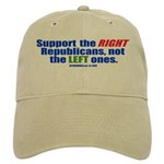 Support the Right Cap