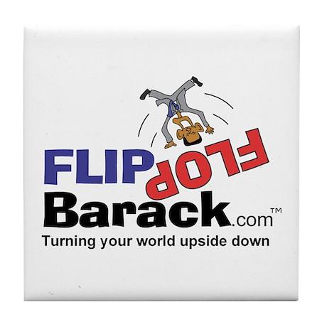 FlipFlopBarack Tile Coaster