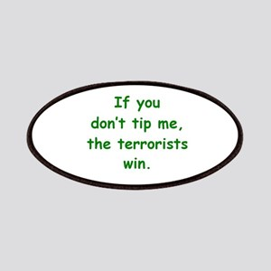 Tip Me Patch