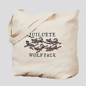 Quileute Sparkler Chaser Tote Bag