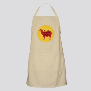 Quit Staring At My Goat! BBQ Apron