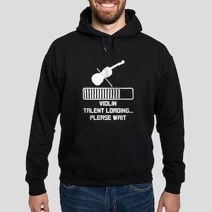 Violin Talent Loading Sweatshirt