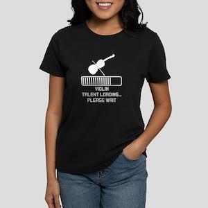 Violin Talent Loading T-Shirt